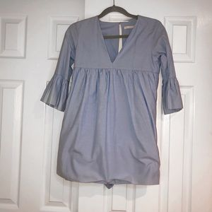 Zara babydoll dress